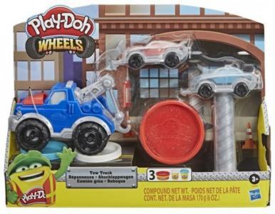 Игровой набор Плей-До Wheels Эвакуатор Hasbro