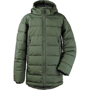 Утеплённая куртка Didriksons Valetta DIDRIKSONS1913. Цвет: зеленый