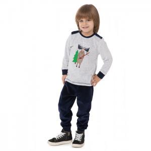 Комплект для мальчика RP1332 (лонгслив, брюки) Roly Poly