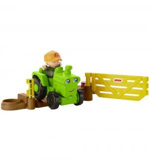Игровой набор  Трактор Собираем урожай Little People