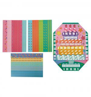 Плетение из бумаги  Плетеные герои Fancy Creative