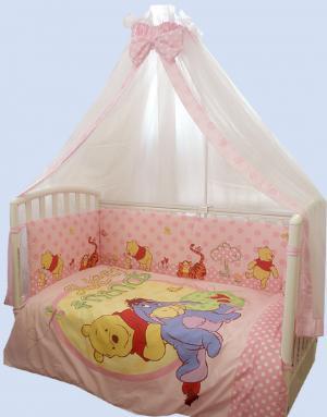 Комплект в кроватку  101-21 (7 предметов) Kids Comfort