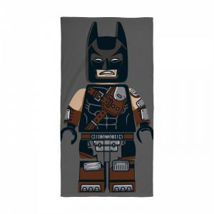 Полотенце  Movie 2 Batman 70х140 см Lego