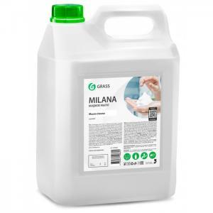 Жидкое мыло-пенка Milana 5 кг Grass