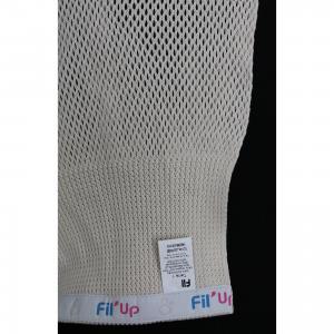 Слинг-шарф из хлопка плетеный размер s-m, Филап, , экрю Filt