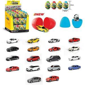 Яйцо-сюрприз  Junior Collections 1:64 RMZ City