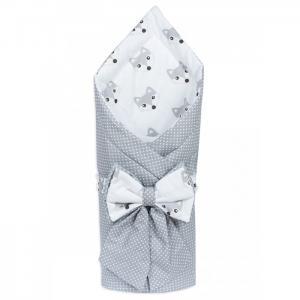 Конверт-одеяло на выписку Времена года Лисички Чудо-чадо