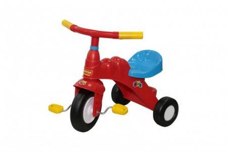 Велосипед трехколесный  Малыш (колеса пластмассовые) Coloma