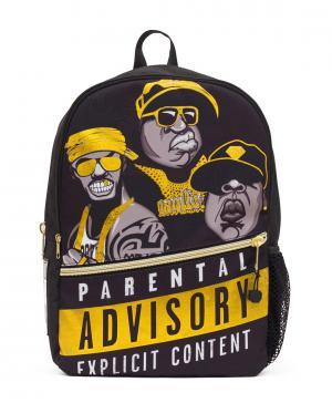 Рюкзак Straight Outta Brooklyn - Rappers Beatrix NY