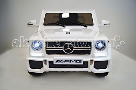 Электромобиль  Mercedes-Benz G65 RiverToys
