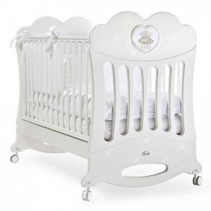 Детская кроватка  Chaton качалка Feretti