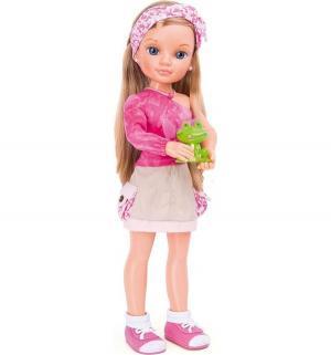 Кукла  Волшебный поцелуй Нэнси 43 см Famosa