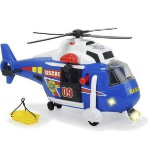 Вертолет  Action Series Служба спасения со звуком и светом 41 см Dickie