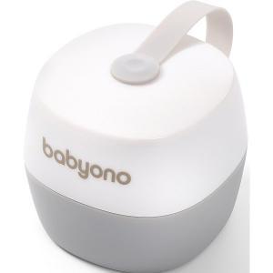 Футляр для пустышек  Natural Nursing белый BabyOno. Цвет: белый