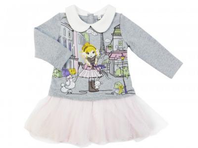 Платье Парижские каникулы Soni Kids