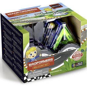 Магнитный конструктор  Rally Kart Set (Boy) MAGFORMERS