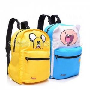 Рюкзак Adventure Time Finn & Jake двусторонний Bioworld