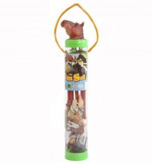 Игровой набор  Домашние животные, 16 штук Shantou Gepai