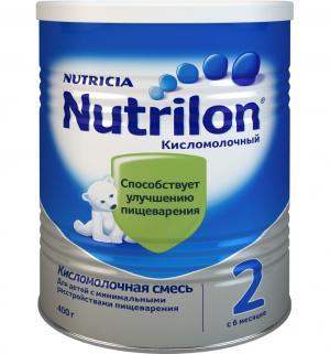 Молочная смесь  Кисломолочный 2 с 6 месяцев, 400 г Nutrilon