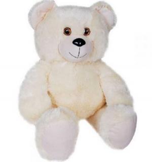 Мягкая игрушка  Медведь 65 см цвет: белый СмолТойс