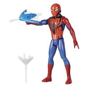 Игровая фигурка Marvel Spider-Man Titan Hero Series Человек-паук Hasbro. Цвет: разноцветный