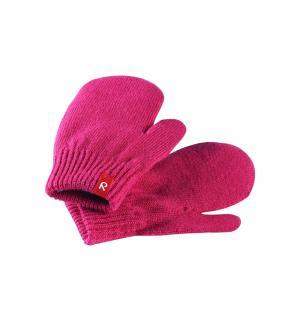 Перчатки Stig, цвет: розовый Reima