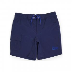 Плавательные шорты для мальчика Tommy Hilfiger. Цвет: черный