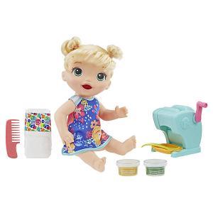 Кукла Baby Alive Малышка и макароны Hasbro