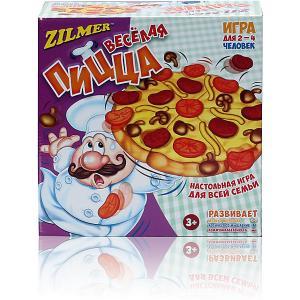 Настольная игра  Веселая пицца Zilmer