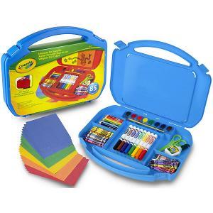 Набор для творчества , в чемоданчике Crayola