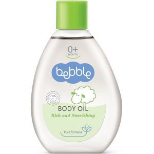 Масло  для тела детское Body Oil, с рождения, 150 мл Bebble