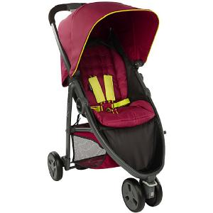 Прогулочная коляска Evo Mini, , Berry бордовый Graco
