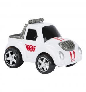 Машинка  Белая 10 см Tongde