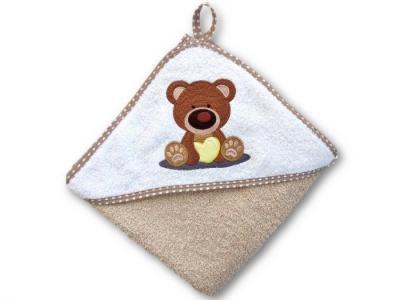 Полотенце для купания Baby 100х100 Uviton