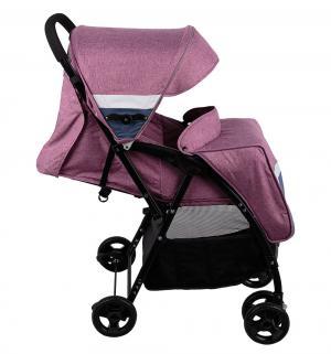 Прогулочная коляска  1009, цвет: розовый Glory