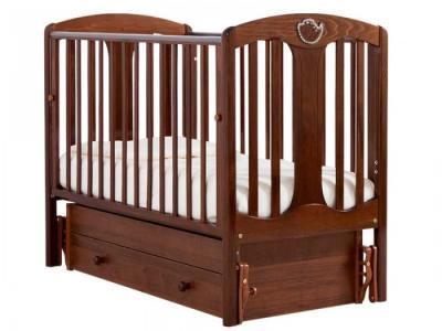 Детская кроватка  Диана универсальный маятник Гандылян