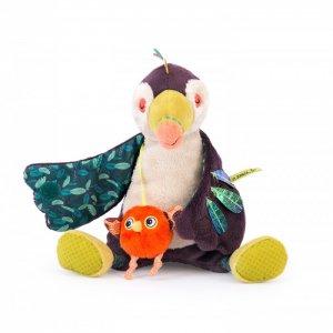 Мягкая игрушка  Попугай Moulin Roty