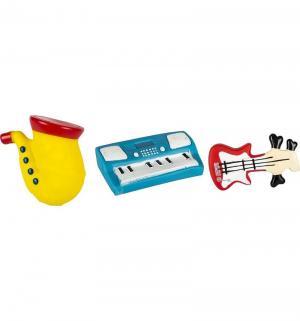 Игровой набор  Маленький оркестр 3 предмета Жирафики