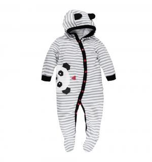 Комбинезон  Panda baby, цвет: белый Bossa Nova