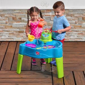 Стол для игр с водой  Волшебные пузыри Step2