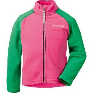 Демисезонная куртка Didriksons Monte DIDRIKSONS1913. Цвет: розовый
