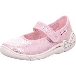Туфли Superfit. Цвет: розовый/белый