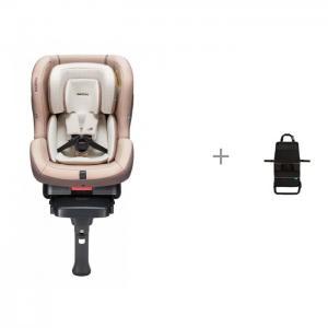 Автокресло  First 7 Plus Organic Isofix и Munchkin Brica органайзер для автокресел колясок Daiichi