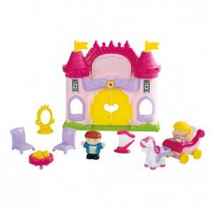 Игровой набор Сказочный замок 11 предметов Playgo