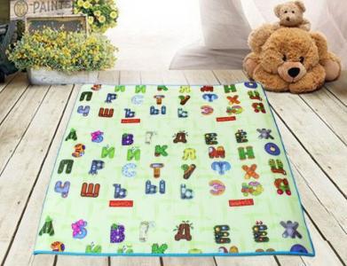 Игровой коврик  Забавный алфавит с Мишками BabyPol