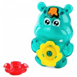 Игрушка для ванны Фонтанчик Бегемотик Veld CO