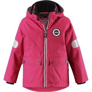 Утеплённая куртка  Seiland Reima. Цвет: розовый