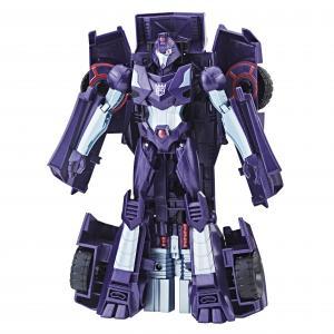 Трансформер  Кибервселенная Shadow Striker 10 см Transformers