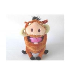 Мягкая игрушка  Хранитель Лев Пумба 17 см Nicotoy