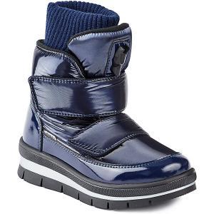 Утепленные Ботинки Sector  Terren Jog Dog. Цвет: синий